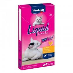 Liquide snacks pour chat -...