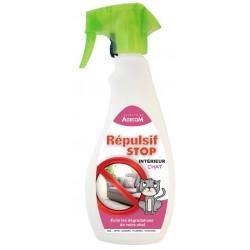 Spray répulsif pour chats -...