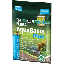 Substrat pour aquarium :...