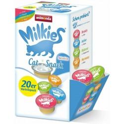 Milkies : Lait pour chats...