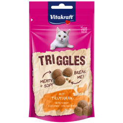 Triggles - Dinde - 40 g
