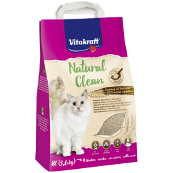 Litière Natural Clean - 8 L