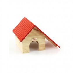 """Maison """"Ferme"""" pour hamster"""