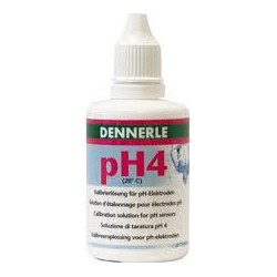 Solution d'étalonnage PH4 -...