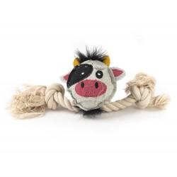 Jouet pour chien : Cow Ball...