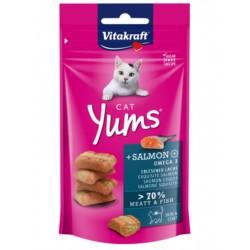 Cat Yums - Saumon et Oméga...