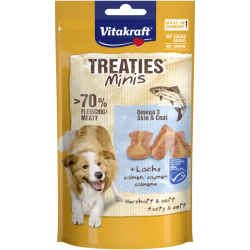 Treaties Mini - Saumon  - 48 g