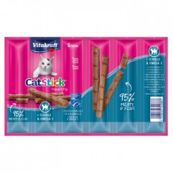 Cat Stick - Plie et Oméga 3...