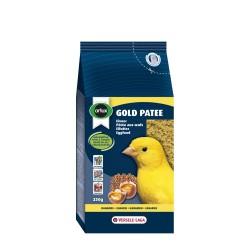Pâtée GOLD canaris