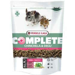 Chinchilla et Degu complete