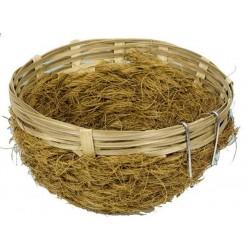Nid en bamboo et fibre de...