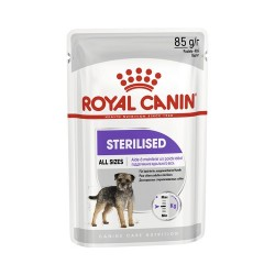 Chien adulte - Sterilised -...