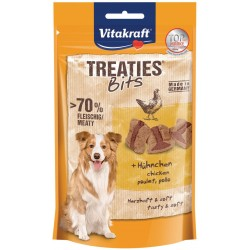 Treaties Bits - Poulet - 120 g