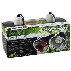 Twindome : Lampe double - 2...