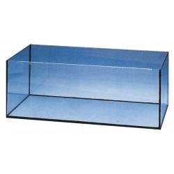 Bassin en verre pour reptiles.