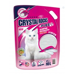 Litière CrystalRocks Plus -...