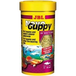 NovoGuppy : nourriture...