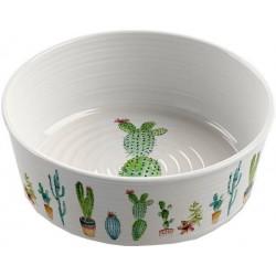 """Gamelle """"Cactus"""" en plastique"""