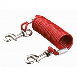 Chaîne d'attache avec câble...