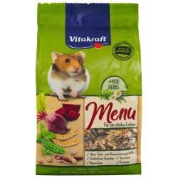 Menu pour hamster - 400 g