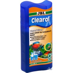 Clearol : Clarificateur d'eau