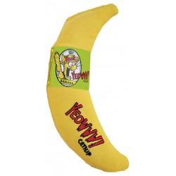Jouet pour chat : Banane...