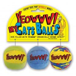 Jouet pour chat : Balles...
