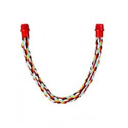 Corde - perchoir en corde