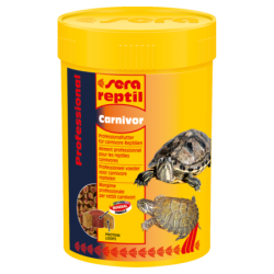 Reptil Carnivore - Sera