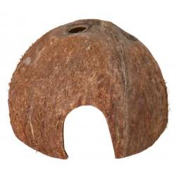 Maison en noix de coco