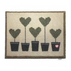 """Tapis d'entrée """"Topiary 10"""""""
