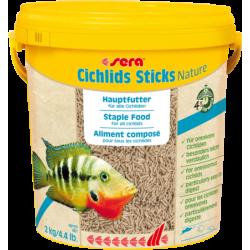 Cichlids Sticks Nature :...