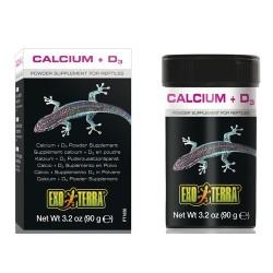 Supplément de calcium + D3...