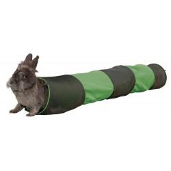 Tunnel en coton pour rongeurs